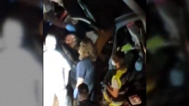 Encuentran el cadáver de una mujer con signos de violencia en el maletero de un coche en València