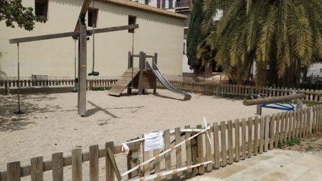 València vuelve a cerrar jardines y parques infantiles ante la escalada de contagios