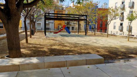 Alicante mejorará el cierre perimetral de la plaza del Carmen