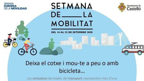 Castelló se suma al Día Europeo sin Coches