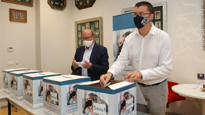 La campaña 'Gràcies' de Castellón cierra con 260.000 euros en compras