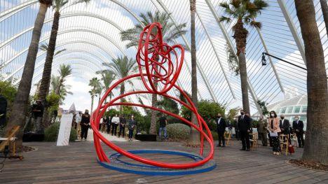 La Comunitat Valenciana rinde homenaje a las víctimas de la COVID-19