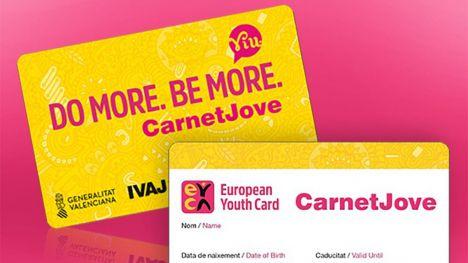 El IVAJ incluye nuevos descuentos culturales con el Carnet Jove para frenar la crisis del sector en la Comunitat