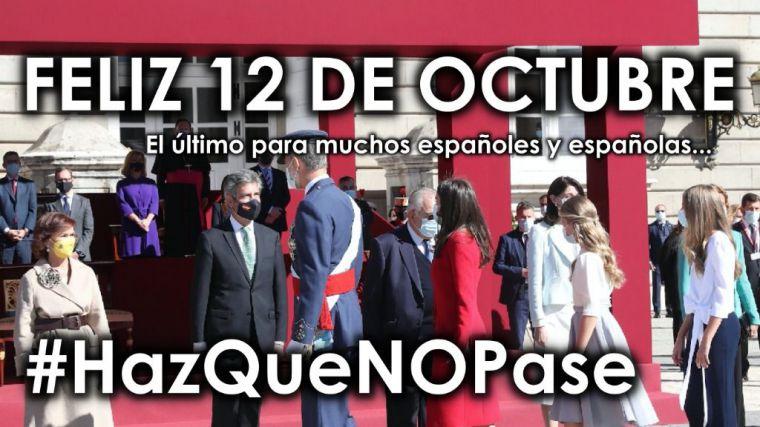 ¡Feliz Día de la Hispanidad 2020! El último para muchos españoles y españolas...