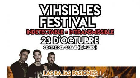 Vuelve el #VihsiblesFestival, el encuentro cultural por la diversidad sexual