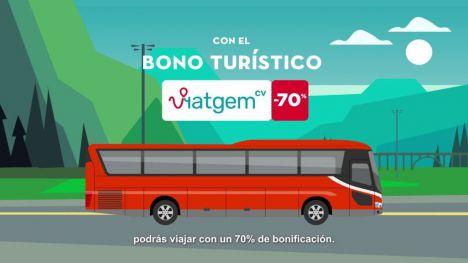 Gran acogida de Viatgem CV y su bono descuento del 70% para viajar por las tres provincias
