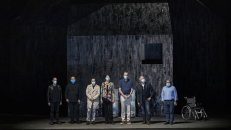 Les Arts propone una reflexión sobre la resiliencia humana con la ópera 'Fin de partie'