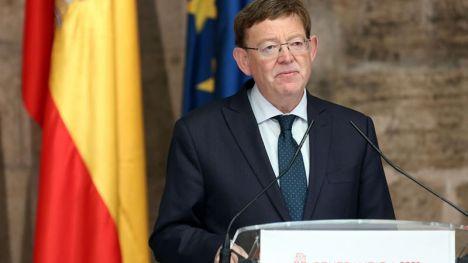 Puig pide gestionar el 10% del 'fondo Covid' y ratifica el 'toque de queda'