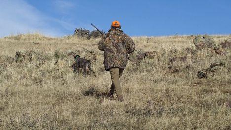 Un cazador mata a otro de un disparo al resbalarse en Xàtiva (Valencia)
