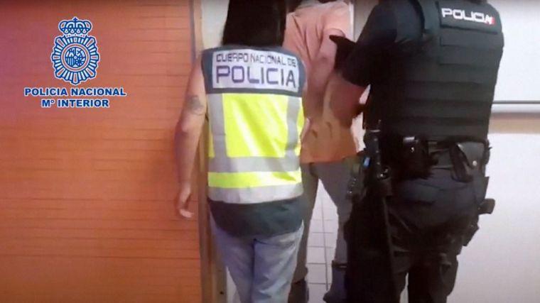 Detenido en Alicante un fugitivo buscado en Dinamarca por agredir sexualmente a su hija
