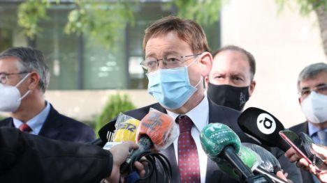 Puig anuncia la prórroga del cierre perimetral de la Comunitat Valenciana durante siete días más