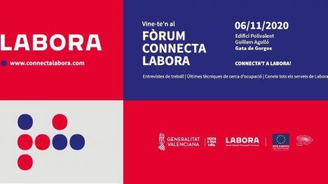 El Fòrum Connecta Labora de Gata de Gorgos ofrece 51 ofertas de trabajo
