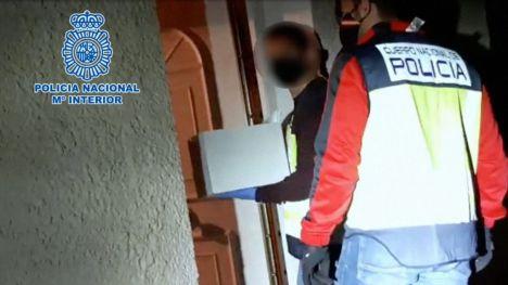 Desarticulado en Alicante un grupo criminal que inducía a la prostitución a niñas fugadas de un centro
