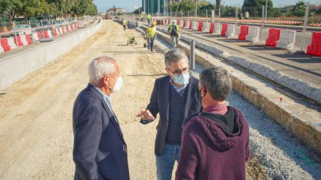 La Línea 9 Benidorm-Dénia del TRAM d'Alacant estará en funcionamiento en 2023