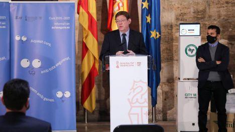 8.000 purificadores para una adecuada ventilación de las aulas en la Comunitat Valenciana