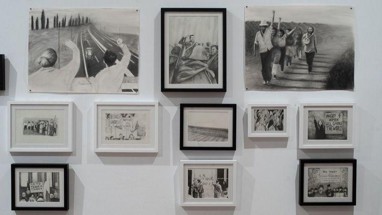 La creación joven se instala en el CCCC con el proyecto europeo 'BITE of Art'