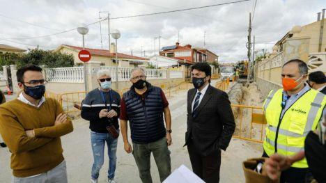 Alicante reurbaniza el barrio de Rabasa con un plazo de ejecución de ocho meses