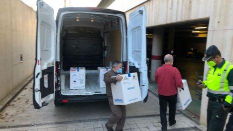 Sanidad reanuda este martes la vacunación en la Comunitat Valenciana