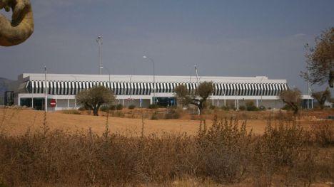 El aeropuerto de Castellón ha batido su récord de movimientos de aeronaves