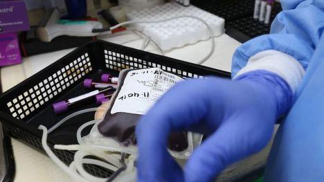 La Comunidad Valenciana investiga si personas ingresadas por Covid-19 mejoran con plasma hiperinmune
