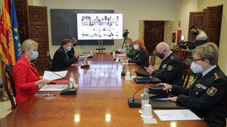 La Generalitat reforzará los controles policiales este fin de semana