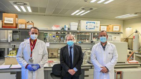 La ciencia valenciana vuelve a destacar una vez más frente al Covid-19