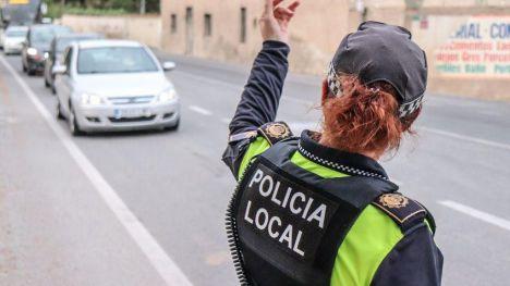 Alicante triplica en enero las denuncias por desobediencia del estado de alarma