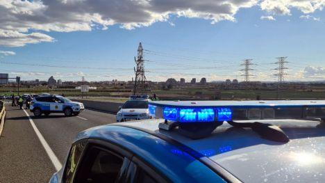 100 más: La Policía impone 524 multas durante el tercer fin de semana de cierre perimetral