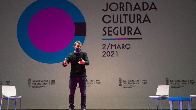 Marzà: 'Alentamos a todas las administraciones a continuar programando cultura'