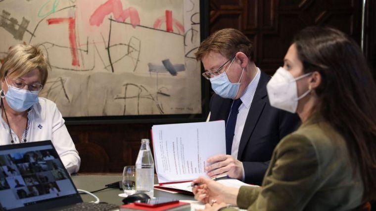 El Programa Valenciano de Investigación Vacunal COVID-19 'mejorará la efectividad del proceso de inmunización'