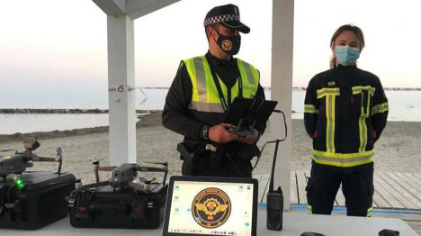 Alicante participa en un simulacro internacional de Tsunami promovido por la UNESCO