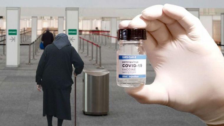El 65% de personas mayores de 80 años ha recibido al menos una dosis de la vacuna contra la COVID-19