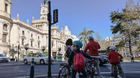 La Agencia de la Bici refleja un incremento del uso de este vehículo entre las mujeres de 25 a 55 años