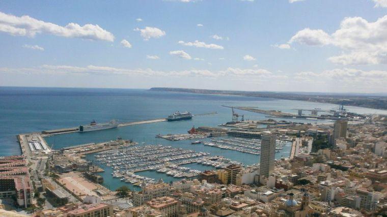 Pascual celebra la elección de Alicante como escala de la Ocean Race