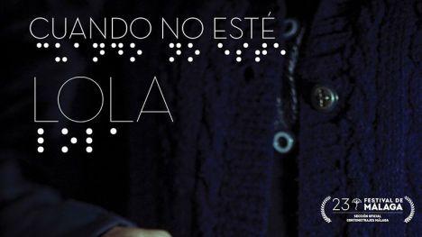 «Cuando no esté Lola»