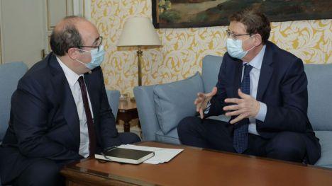 Puig muestra su preocupación por la confrontación y la polarización política