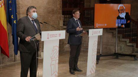 Puig anuncia la prórroga del Año García-Berlanga hasta junio de 2022