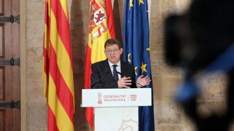 Puig anuncia que las ayudas del Plan Resistir Plus se ampliarán a 80 nuevas actividades económicas