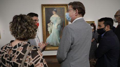 Puig anima a visitar los museos valencianos, que 'dan vida a la cultura y que son la memoria y la esperanza del futuro'