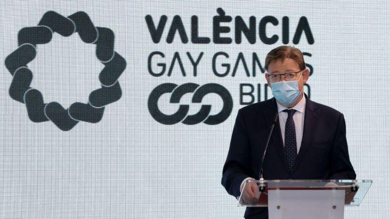 València como sede de los 'Gay Games 2026': 'La medalla de la inclusión es la más importante'