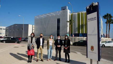 Alicante destina 500.000 euros a instalar cámaras inteligentes en parques empresariales