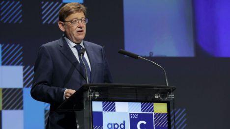 La Comunitat Valenciana tiene asignados cerca de 1.000 millones de euros del fondo Next Generation EU