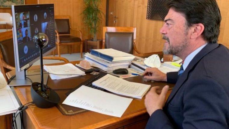 El equipo de gobierno instará al Consell no discriminar a Alicante en el reparto de fondos