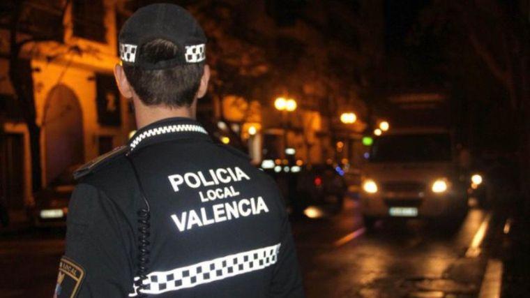 Estrategia municipal contra el botellón en Valencia