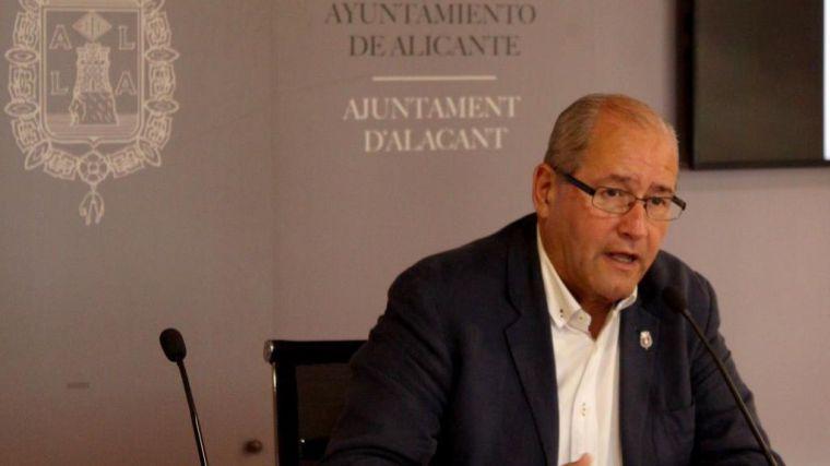 Alicante va a reparar por tercera vez los daños de los temporales en la Finca Adoc