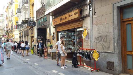 València destina más de 7,5 millones de euros al Plan de Reactivación Económica de Ciutat Vella
