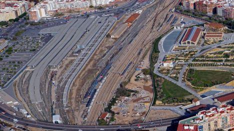 Se inicia el proceso de construcción del nuevo canal de acceso ferroviario a València