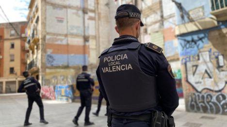 Detenida tras romper un vaso en la frente a un hombre en Valencia