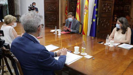 Puig anuncia un plan de choque inmediato en salud mental para la población infantil y juvenil