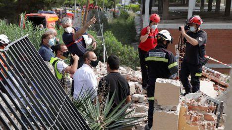 La Conselleria de Vivienda desplaza a técnicos a Peñíscola para evaluar los daños